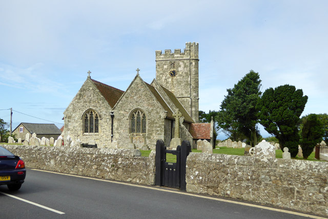 Chale church