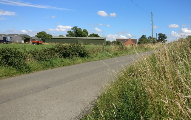 Lodge Farm and Cosby Lane