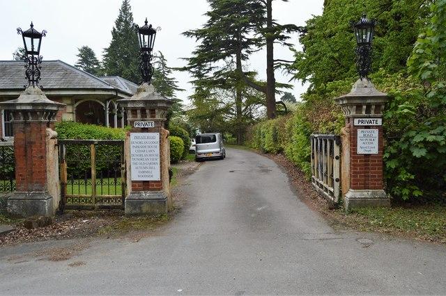 Private Road off Pembury Rd
