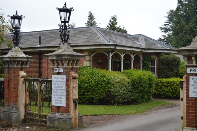 Lodge, Private Rd, Pembury Rd