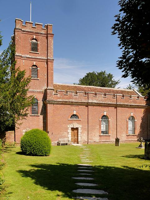 Avington, St Mary's Church