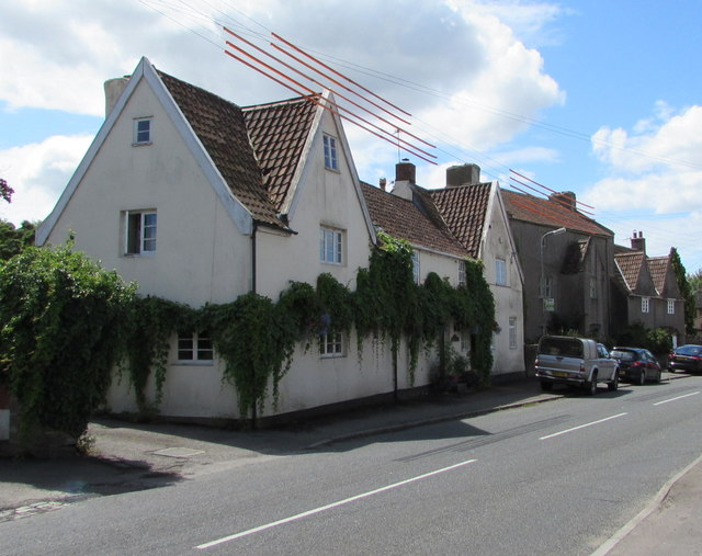 Grade II listed Old Stores, Westerleigh