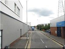 J3674 : East Bread Street, off Upper Newtownards Road by Eric Jones
