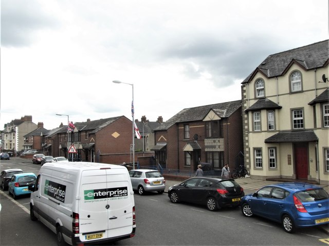 Ravenscroft Avenue off Upper Newtownards Road