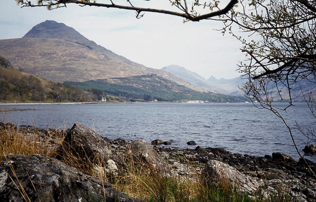 Inverie Bay from Glac an Tobair