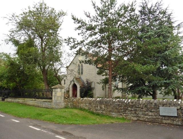 The Old Chapel, Barton St David