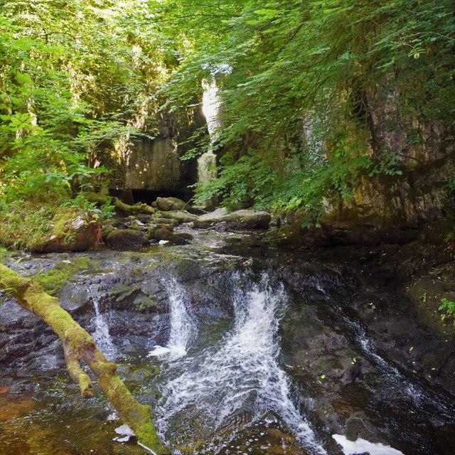 Catrigg Force (waterfall)