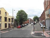 J3573 : Templemore Avenue off Albertbridge Road by Eric Jones
