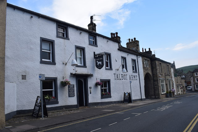 The Talbot Arms