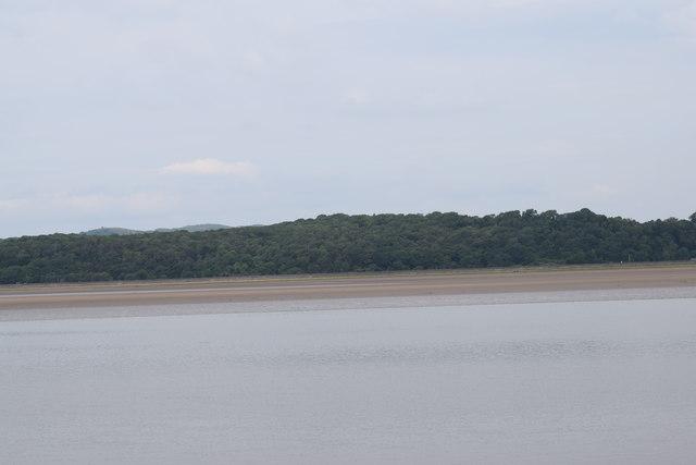 The Kent estuary.