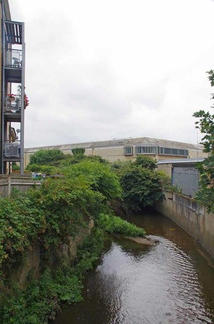 Ravensbourne River