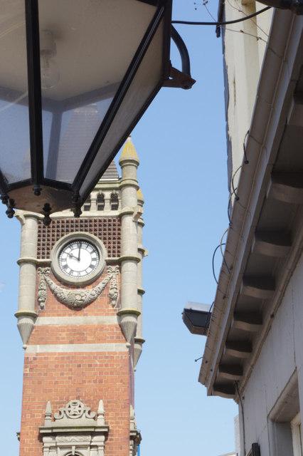 Redcar Town Clock