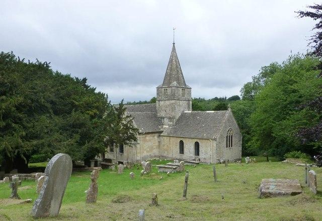 St Kenelm's Church, Sapperton