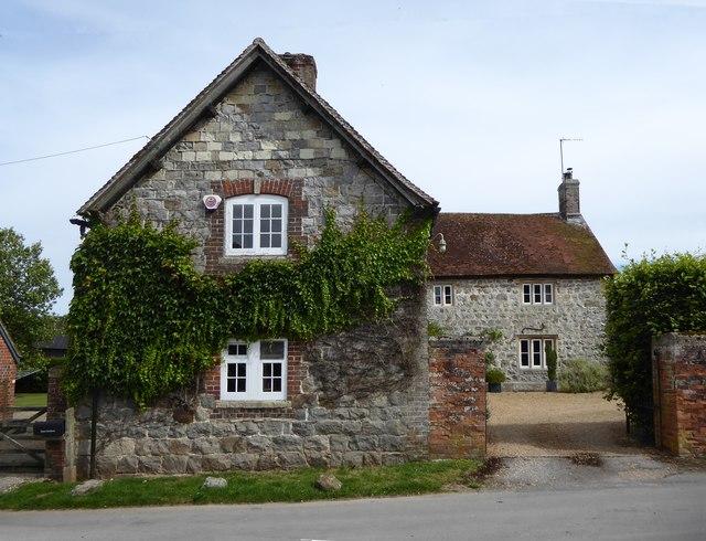 Manor Farmhouse, East Kennett