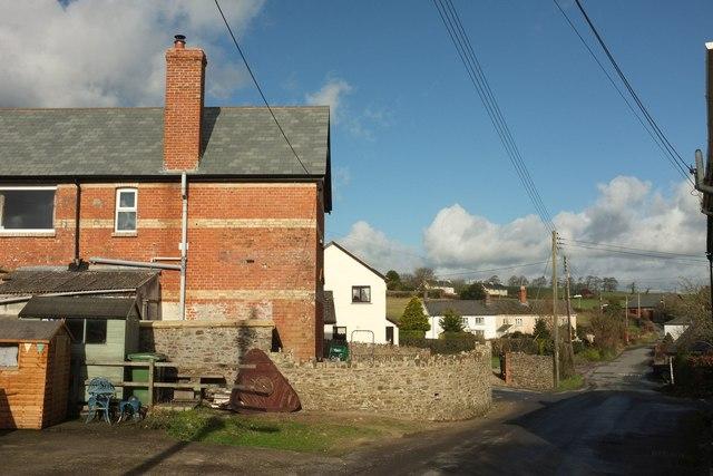 Castle Inn, George Nympton