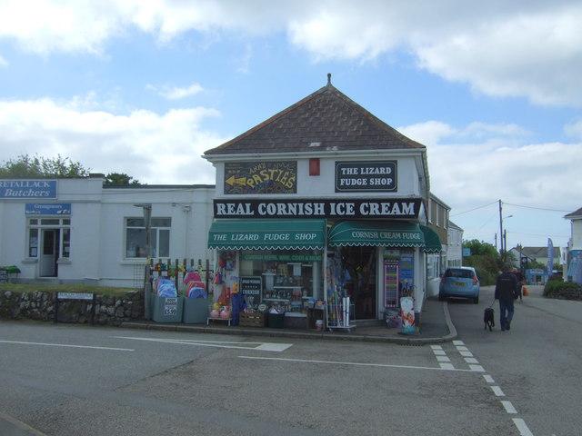 The Lizard Fudge Shop