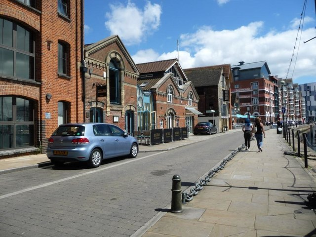 Wherry Quay, Ipswich