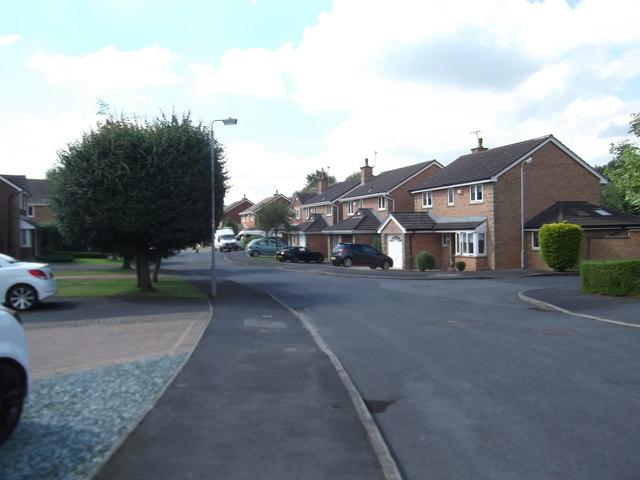 Abbotsford Drive, Pen-y-Ffordd