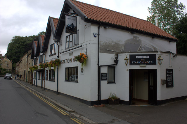 The Station Hotel, Pickering