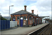 SW6439 : Camborne Railway Station by JThomas