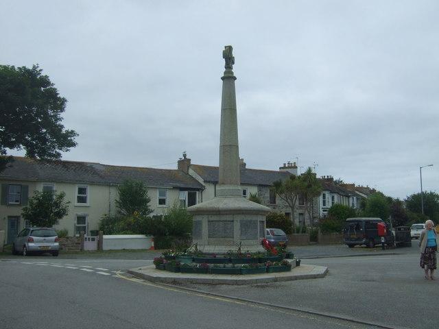 War Memorial, Hayle