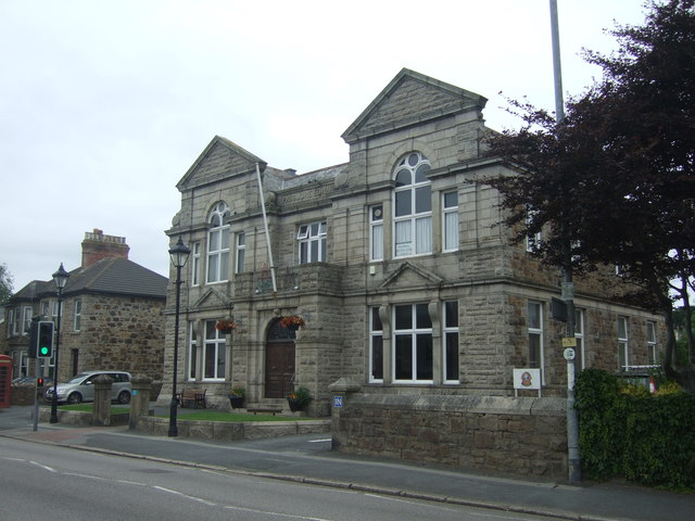 The Passmore Edwards Institute, Hayle