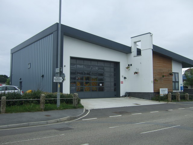 Hayle Emergency Community Station