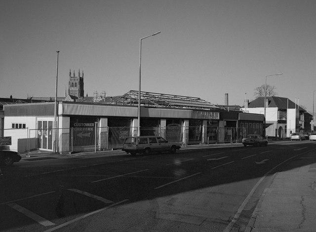 Former Bristol Street Motors car sales