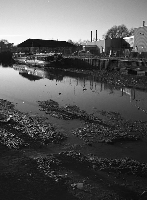 Drained Diglis Basin