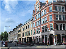 TQ3081 : Southampton Place, WC1 (2) by Mike Quinn