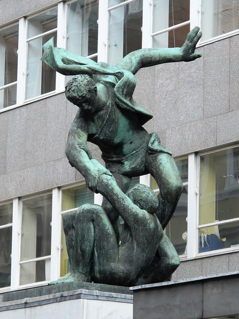 """The Spirit of Brotherhood"", Congress House, Great Russell Street, WC1"