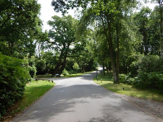 Wentworth Estate - West Drive