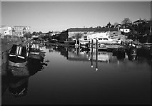 SO8453 : Diglis Basin by Philip Halling