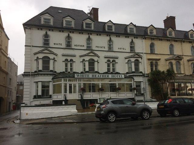 White Heather Hotel, Llandudno