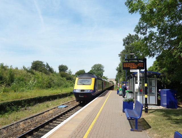 Hanborough Station