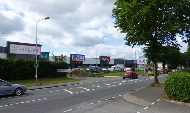 Meteor Shopping Park, Somerford Road, Christchurch