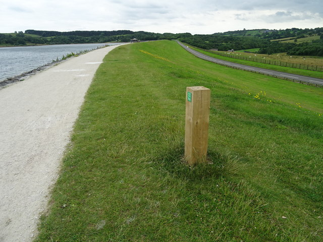 Km 11 - Carsington Reservoir