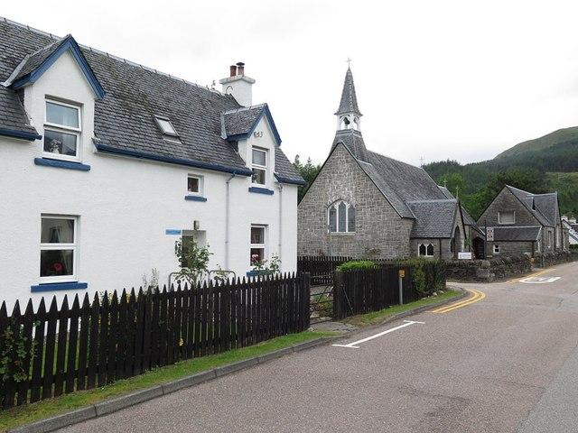 St Mary's Church, Glencoe