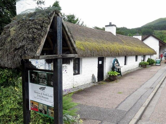 Glencoe and North Lorn Folk Museum, Glencoe