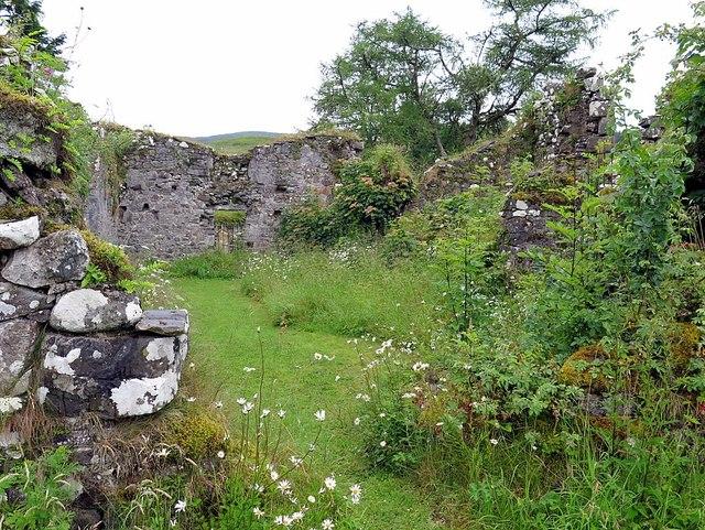 Ruins of Church of St Bride, Kilbride