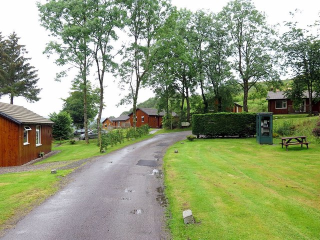 Lerags Forest Lodges