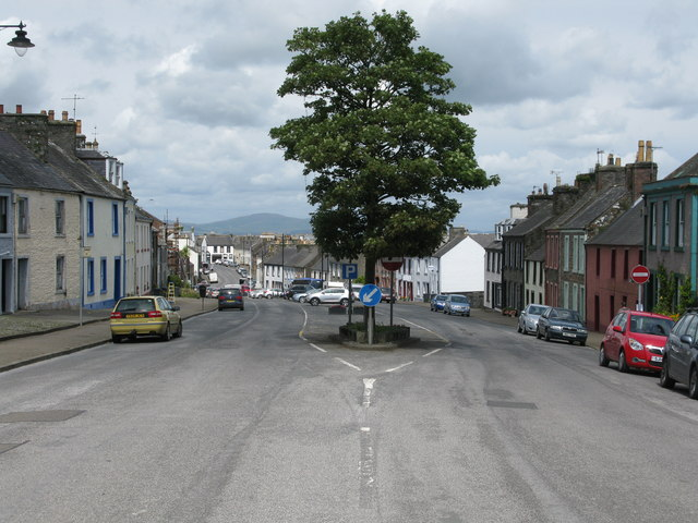 George Street (A746), Whithorn