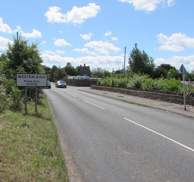 Westerleigh - Please drive carefully