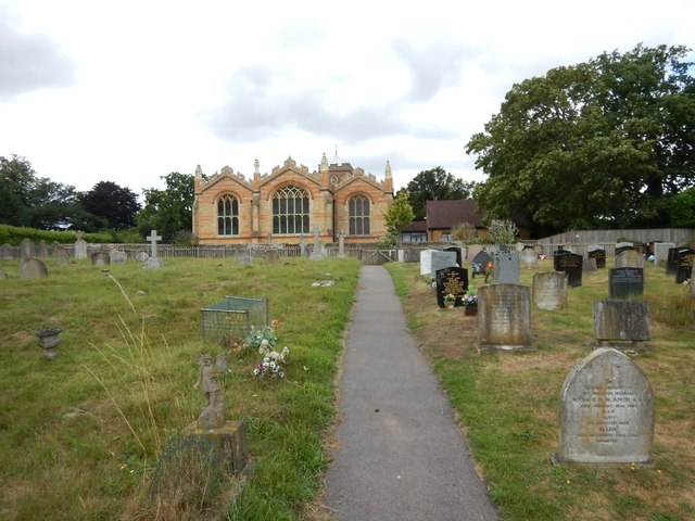 Sunningdale Church Graveyard
