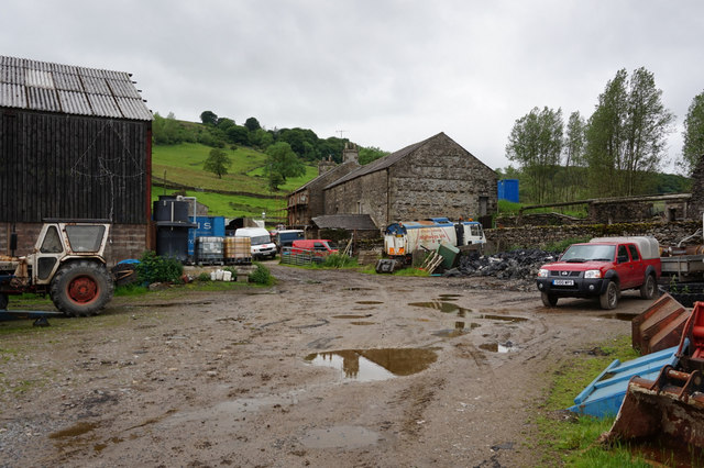 Cragg Hill Farm