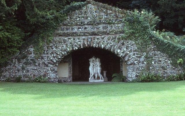 Grotto at Clandon Park