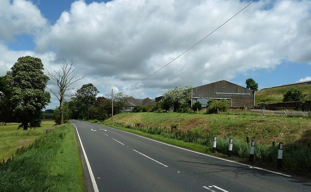 Loanhead Farm View