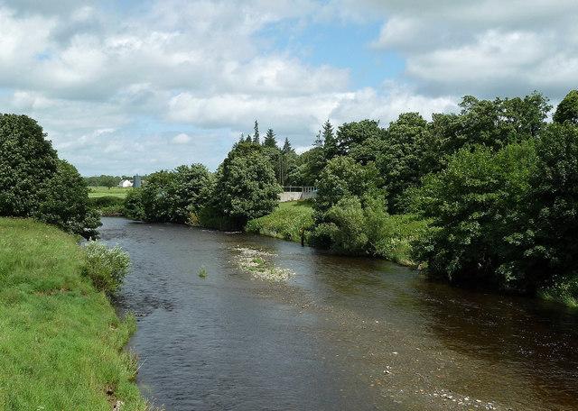 From Lamington Bridge