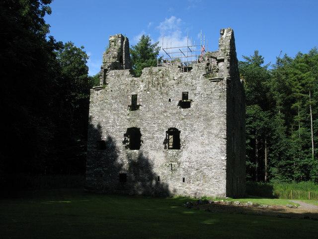 Sorbie Tower
