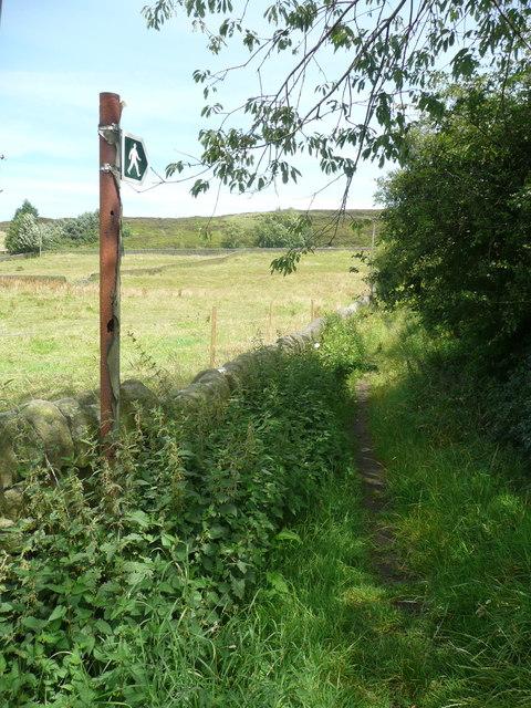 Wadsworth FP57 at Parrock Lane, Chiserley